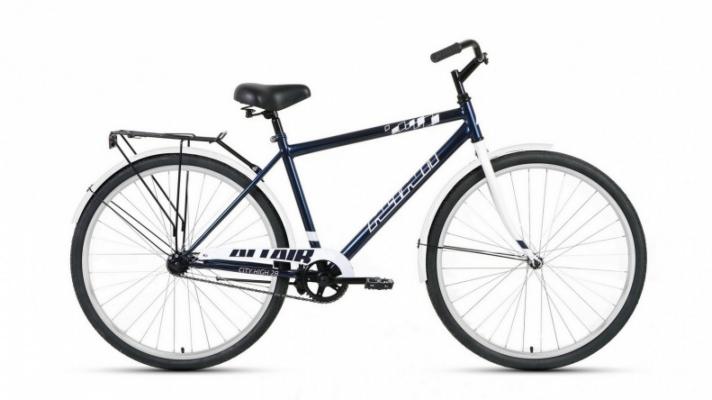 Велосипед Altair City 28 (Тем.синий-белый)