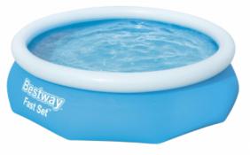 Надувной бассейн Bestway Fast Set 57266 305x305x76