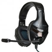 Игровые наушники Oklick HS-L370G ECLIPSE Black