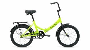 Велосипед Altair City 24 (Желто-черный)