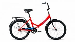Велосипед Altair City 24 (красный/черн)